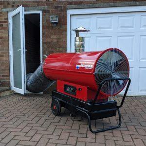 diesel-heater